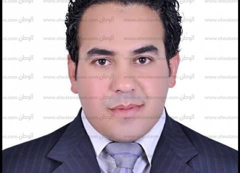 """أهالي """"أبوغنيمة"""" يشتكون انتشار السرقات أمام مبنى التأمينات بكفر الشيخ"""