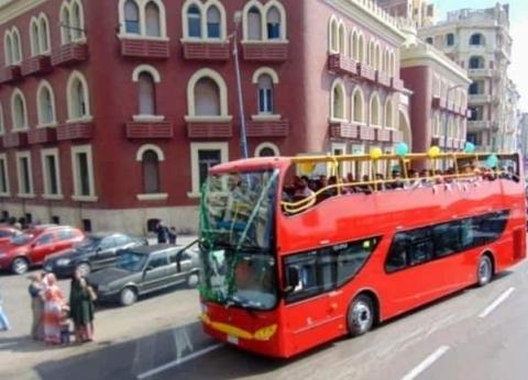 تخفيض 20% للطلاب بالأتوبيسات الكهربائية والسياحية في الإسكندرية
