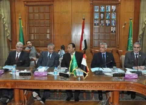 مجلس جامعة المنوفية يدعو إلى وضع خطة استراتيجية لمكافحة الفساد والتوعية بمخاطره