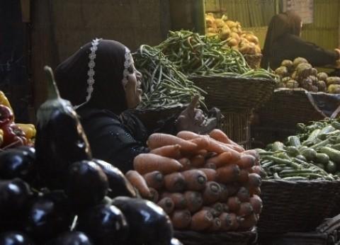استقرار أسعار الخضروات في سوق العبور 7/ 1/ 2018.. والبطاطس بـ6 جنيهات