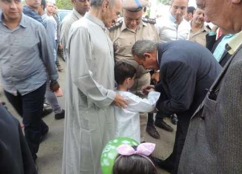 مدير أمن القليوبية يوجه التهاني للمواطنين بمناسبة عيد الفطر
