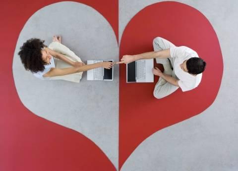 الحب فى زمن الـ facebook