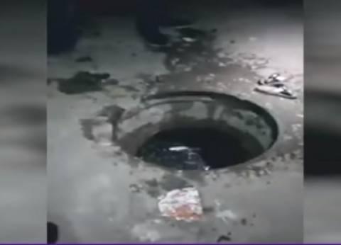 محافظ السويس: إحالة واقعة وفاة طفلتين في بالوعة صرف صحي للنيابة العامة