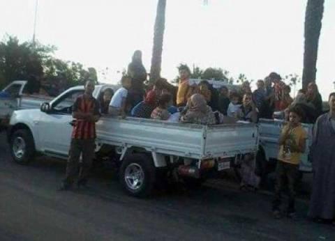 سيارات تردد الأغاني الوطنية تطوف بورسعيد لحث المواطنين على المشاركة في الانتخابات