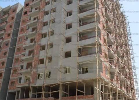 محافظ الإسماعيلية يتفقد أعمال التشطيبات لمشروع الأبراج السكنية الجديدة
