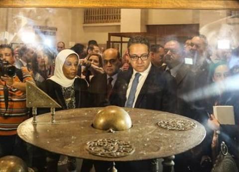 وزير الآثار قرض اليابات لاكمال المتحف الكبير  يسدد على 25 عاما بفائدة 1.4%