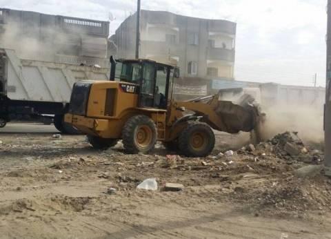 محافظ الإسكندرية: مستوى النظافة بالمدينة تحسن بنسبة كبيرة