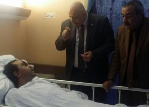 """القنصلية المصرية تشكر الشعب الكويتي بعد ضبط المعتدي على """"وحيد"""""""