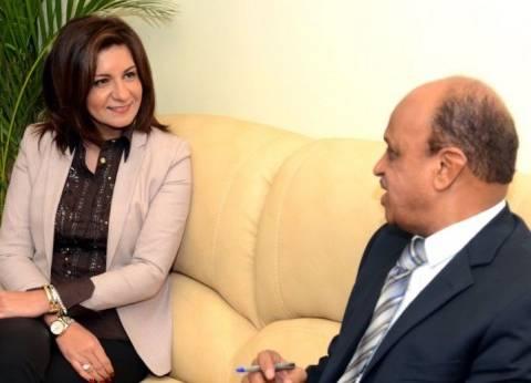 وزيرة الهجرة: السودان تمتلك ثروة بشرية لو أحسن استغلالها لحققت طفرة هائلة