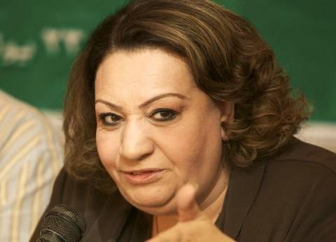 تهاني الجبالي: أرفض تحصين البرلمان.. ويجب احترام دولة القانون