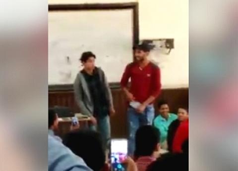 """أحد طلاب """"خلع البناطيل"""" بجامعة الأزهر: إزاي أوصل رسالة للطالب بإهانته؟"""