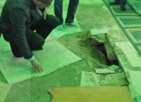 وزير الآثار: كشف جديد أسفل مسجد الإمام الشافعي