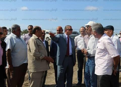 الأربعاء المقبل.. وضع حجر أساس مصنع الرمال السوداء بكفر الشيخ