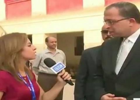 وزير التخطيط بعد الإدلاء بصوته: البرلمان المقبل يعيد العافية لمصر