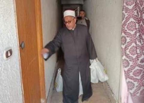 وكيل أوقاف دمياط: هدم مسجد الشباب بكفر سعد لأعمال الإحلال والتجديد