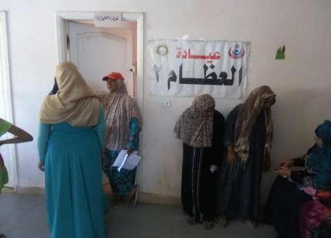 """""""صحة الدقهلية"""": تنظيم قافلة طبية علاجية لمدة يومين بقرية 49 الدرافيل"""