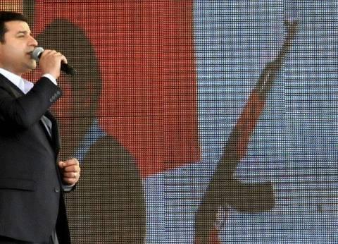 """نيابة ديار بكر تطلب من المحكمة حبس """"رئيس حزب الشعوب الديمقراطي"""" على ذمة التحقيق"""
