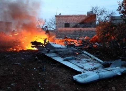 """تحطم طائرة روسية شرق سوريا.. و""""الدفاع"""" ترجح: خلل فني"""
