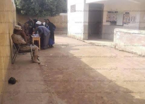 إقبال محدود على اللجان الانتخابية بالحوامدية وأبو النمرس