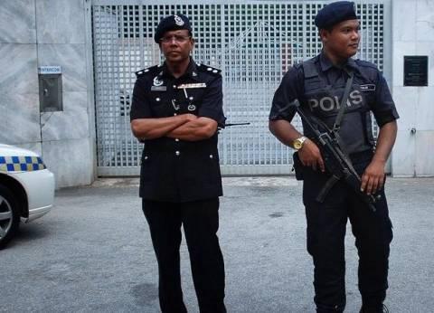 الشرطة الماليزية تقتل 4 لصوص في تبادل لإطلاق النار