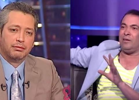 """تامر أمين عن هجوم سعد الصغير عليه: """"هذيان.. معروف انه مطرب كباريهات"""""""