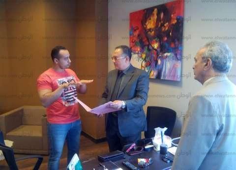 مدير التأمين الصحي يتفقد مركز علاج أورام القوات المسلحة في الشرقية