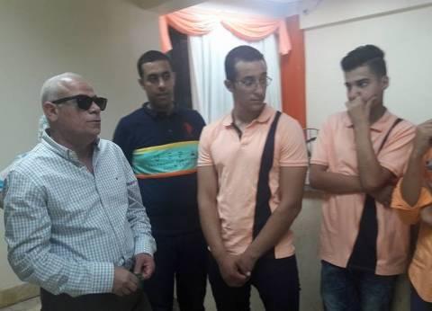 محافظ بورسعيد: حرمان طلاب الإعدادية المتخطين لنسبة الغياب القانوني من الامتحانات