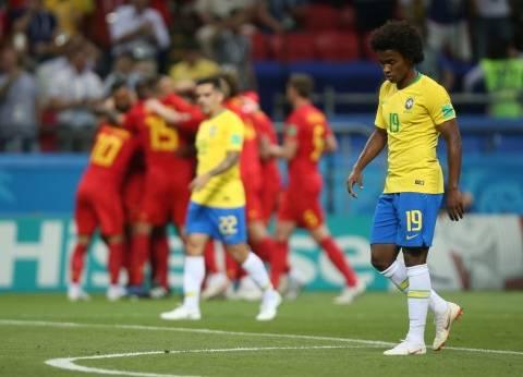 بالفيديو  «بلجيكا» تقضي على أحلام البرازيل بثنائية وتواجه فرنسا في نصف النهائي