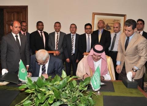 السعودية توقع على اتفاقية إنشاء مرفق البيئة العربي بحضور السفير نقلي