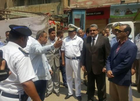 أمن الجيزة: ضبط ألف و818 مخالفة انتظار خاطئ