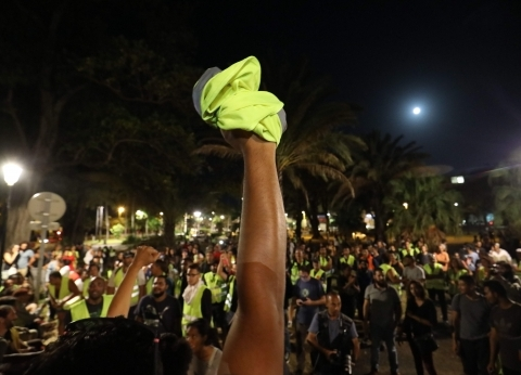 """داعش يحرض """"الذئاب المنفردة"""" للعب على وتر احتجاجات فرنسا"""