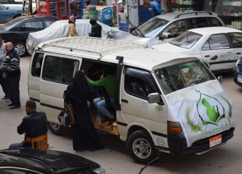 """أتباع """"الطريقة الرفاعية"""" والتيار السلفي يشاركون بالاستفتاء في بورسعيد"""