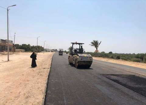 محافظة الإسكندرية تستعرض إنجازات مديرية الطرق خلال شهر أغسطس 2019