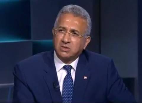 محمد حجازي: الدعم الأمريكي لمصر بشأن مكافحة الإرهاب ضروري