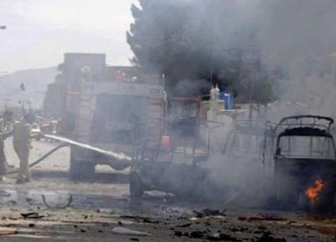 عاجل| 5 قتلى في هجوم انتحاري على كنيسة في باكستان