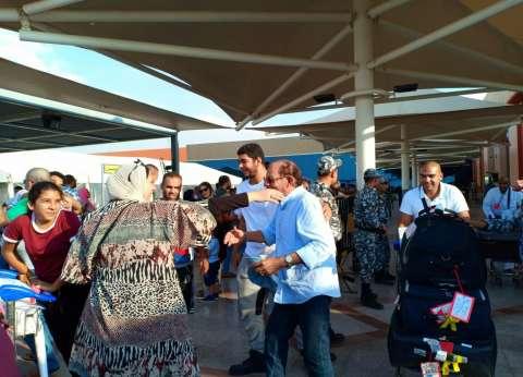 """مصادر: """"مصر للطيران"""" تسير 14 رحلة لنقل 2700 حاج من حجاج """"التضامن"""" غدا"""