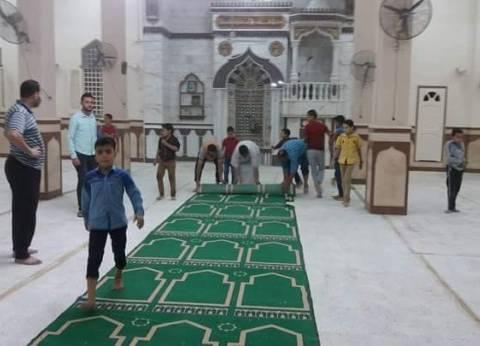دمياط: إنشاء 96 مدرسة و27 مسجداً بالجهود الذاتية خلال عامين