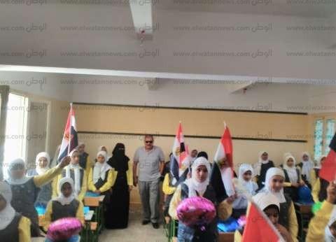 وكيل «تعليم مطروح»: انتظام طلاب المدارس الإعدادية في دراستهم
