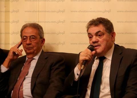 السيد البدوي: عمرو موسى لم ينتم يوما للحزب الوطني