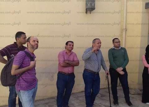 إدارة الوعي الآثري بالغربية تزور آثار فوه الإسلامية في كفر الشيخ