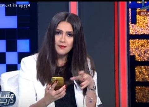 منة فاروق: عمرو أديب وحشني .. والإبراشي مدرسة