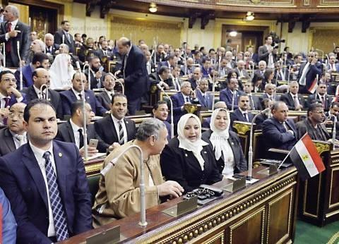 """البرلمان يقف دقيقة حدادا على """"أرواح الشهداء"""" بطلب من عبدالعال"""