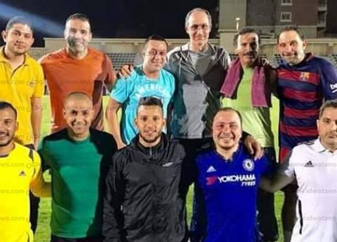 """جمال وعلاء مبارك في مباراة جديدة.. و""""آسفين يا ريس"""": ليست دورة رمضانية"""
