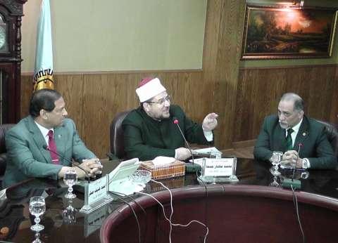 801 ألف جنيه صافي مبيعات المجلس الأعلى للشؤون الإسلامية بمعرض الكتاب