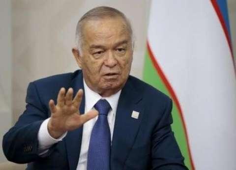 """الرئيس الأوزبكستاني إسلام كريموف في حالة """"حرجة"""" وغموض حول خلافته"""