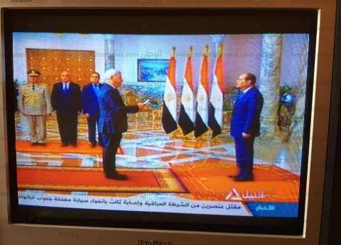 اللواء مجدي الغرابلي محافظ مطروح الجديد.. مدير جمعية المحاربين القدماء