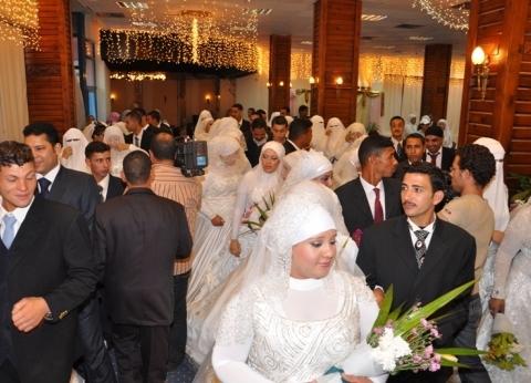 """جمعية الأورمان بسوهاج تدعم زواج 19 فتاة يتيمة ضمن مبادرة """"حياة كريمة"""""""