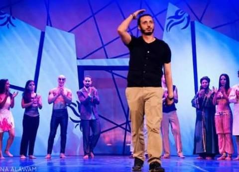 مناضل عنتر: نجهز للاحتفال بمرور 25 سنة على تأسيس فرقة الرقص الحديث