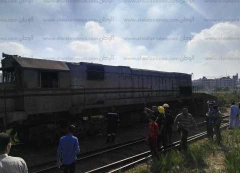 عاجل| مصرع شخص وإصابة 6 في تصادم قطار بسيارة نقل بمطروح