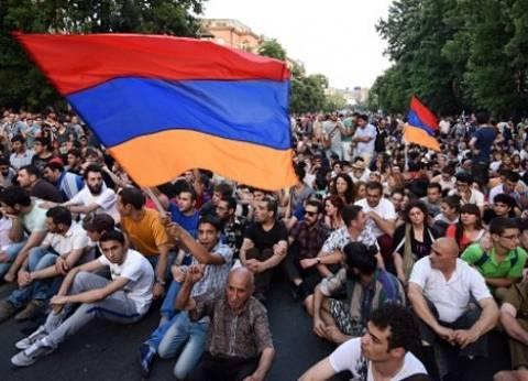 انتهاء عملية احتجاز الرهائن في يريفان بأرمينيا واعتقال 20 شخصا